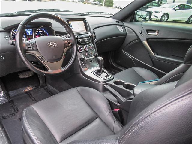 2015 Hyundai Genesis Coupe  (Stk: P5026A) in Ajax - Image 9 of 18