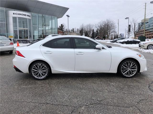 2016 Lexus IS 300 Base (Stk: OR11759G) in Richmond Hill - Image 2 of 27