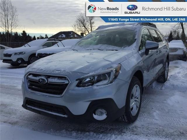 2019 Subaru Outback 2.5i CVT (Stk: 32271) in RICHMOND HILL - Image 1 of 19