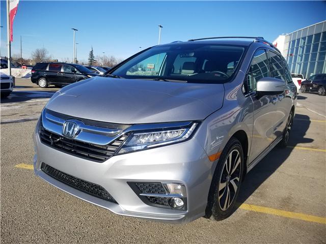 2018 Honda Odyssey Touring (Stk: U194027) in Calgary - Image 4 of 30