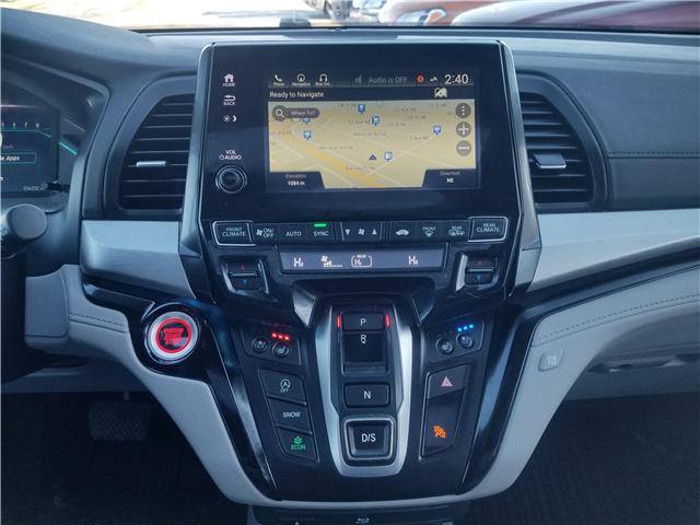 2018 Honda Odyssey Touring (Stk: U194027) in Calgary - Image 8 of 30