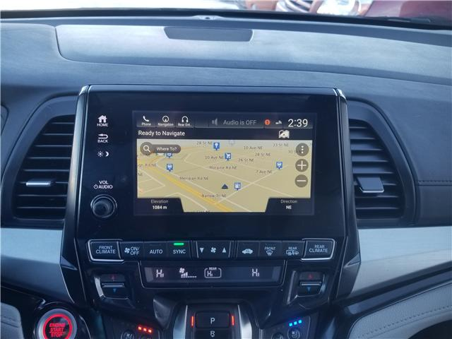 2018 Honda Odyssey Touring (Stk: U194027) in Calgary - Image 11 of 30