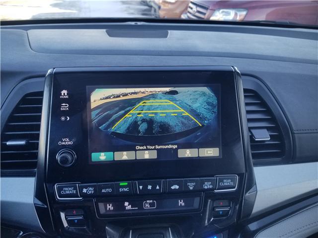 2018 Honda Odyssey Touring (Stk: U194027) in Calgary - Image 12 of 30