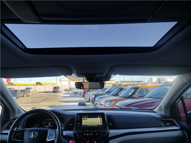 2018 Honda Odyssey Touring (Stk: U194027) in Calgary - Image 19 of 30
