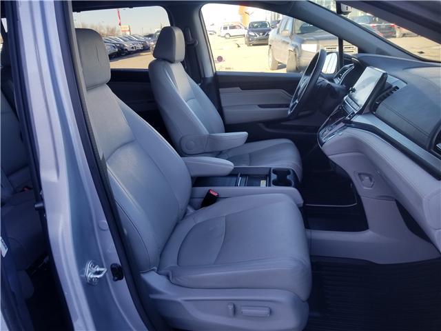 2018 Honda Odyssey Touring (Stk: U194027) in Calgary - Image 21 of 30