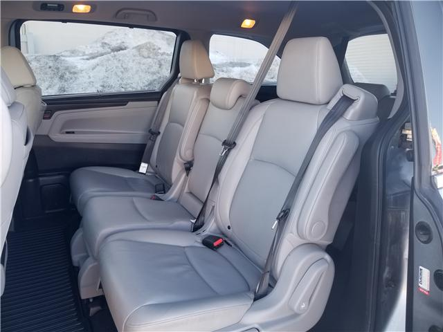 2018 Honda Odyssey Touring (Stk: U194027) in Calgary - Image 23 of 30