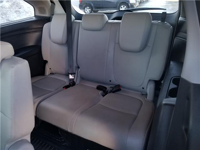 2018 Honda Odyssey Touring (Stk: U194027) in Calgary - Image 24 of 30