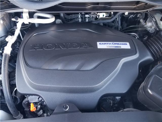 2018 Honda Odyssey Touring (Stk: U194027) in Calgary - Image 25 of 30