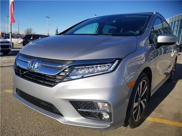 2018 Honda Odyssey Touring (Stk: U194027) in Calgary - Image 29 of 30