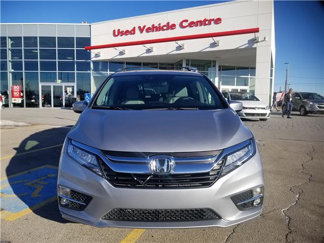 2018 Honda Odyssey Touring (Stk: U194027) in Calgary - Image 30 of 30
