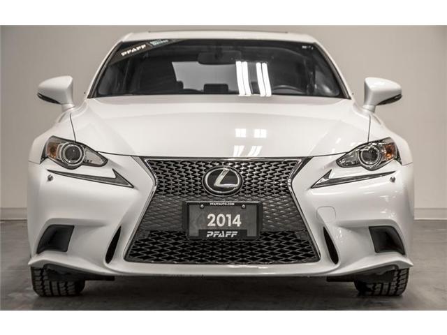 2014 Lexus IS 250 Base (Stk: C6484A) in Woodbridge - Image 2 of 19