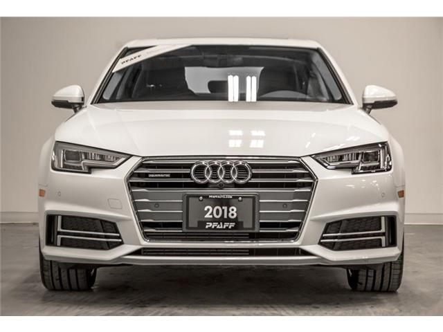 2018 Audi A4 2.0T Technik (Stk: C6501) in Woodbridge - Image 3 of 21