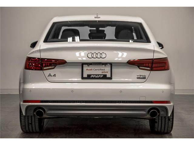2018 Audi A4 2.0T Technik (Stk: C6501) in Woodbridge - Image 6 of 21
