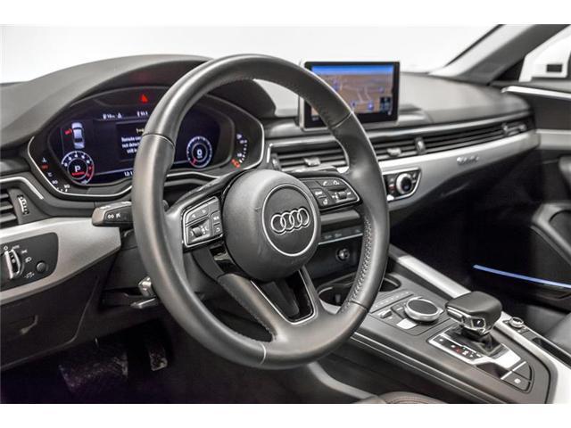 2018 Audi A4 2.0T Technik (Stk: C6501) in Woodbridge - Image 9 of 21