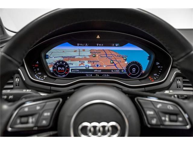 2018 Audi A4 2.0T Technik (Stk: C6501) in Woodbridge - Image 13 of 21
