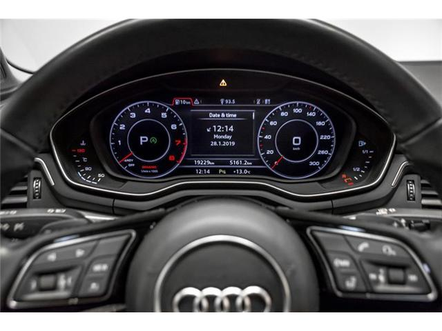 2018 Audi A4 2.0T Technik (Stk: C6501) in Woodbridge - Image 14 of 21