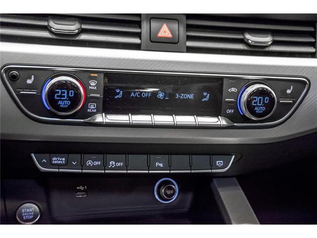 2018 Audi A4 2.0T Technik (Stk: C6501) in Woodbridge - Image 17 of 21