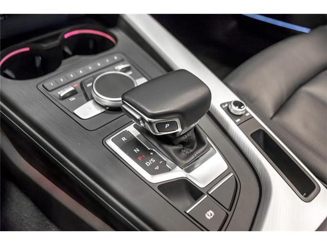 2018 Audi A4 2.0T Technik (Stk: C6501) in Woodbridge - Image 18 of 21
