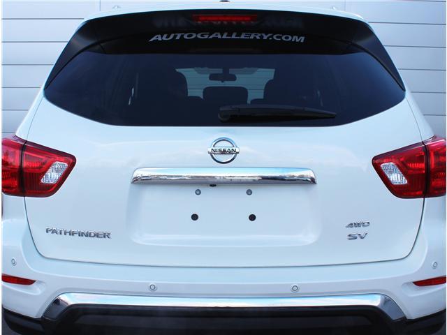 2018 Nissan Pathfinder SV Tech (Stk: BB610561) in Regina - Image 5 of 22