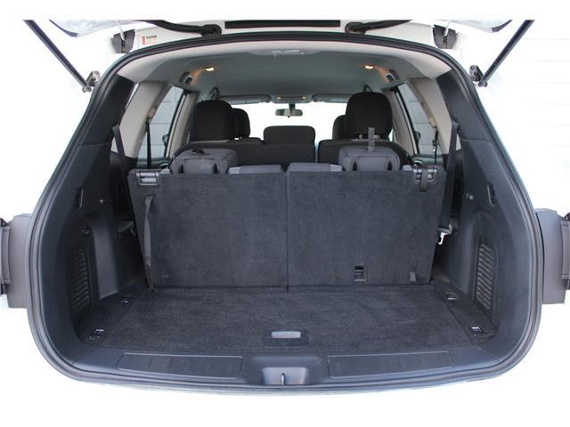 2018 Nissan Pathfinder SV Tech (Stk: BB610561) in Regina - Image 6 of 22