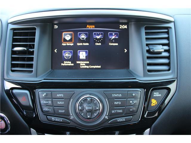 2018 Nissan Pathfinder SV Tech (Stk: BB610561) in Regina - Image 18 of 22