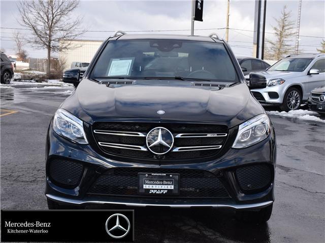 2017 Mercedes-Benz AMG GLE 43 Base (Stk: K3734) in Kitchener - Image 2 of 30