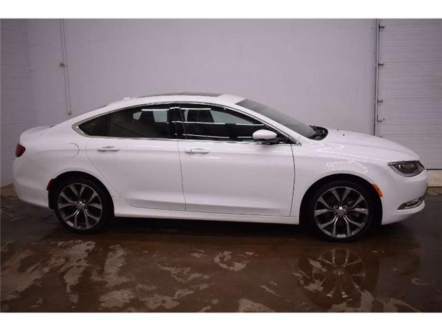 2015 Chrysler 200 C - NAV * HEATED SEATS * LEATHER (Stk: B3183) in Cornwall - Image 1 of 30