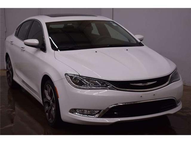 2015 Chrysler 200 C - NAV * HEATED SEATS * LEATHER (Stk: B3183) in Cornwall - Image 2 of 30