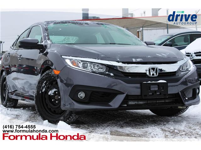 2018 Honda Civic EX-T (Stk: B10921) in Scarborough - Image 1 of 21
