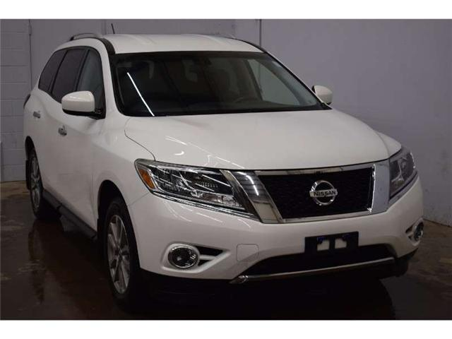 2014 Nissan Pathfinder SV 4X4 - HTD SEATS * BACKUP CAM * HTD STEERING (Stk: B3066) in Cornwall - Image 2 of 30