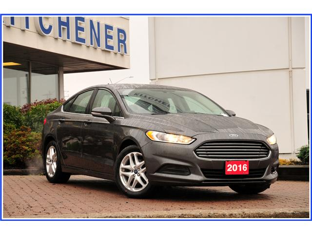 2016 Ford Fusion SE (Stk: 145990A) in Kitchener - Image 2 of 18