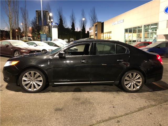 2014 Lincoln MKS EcoBoost (Stk: RP1905A) in Vancouver - Image 2 of 23