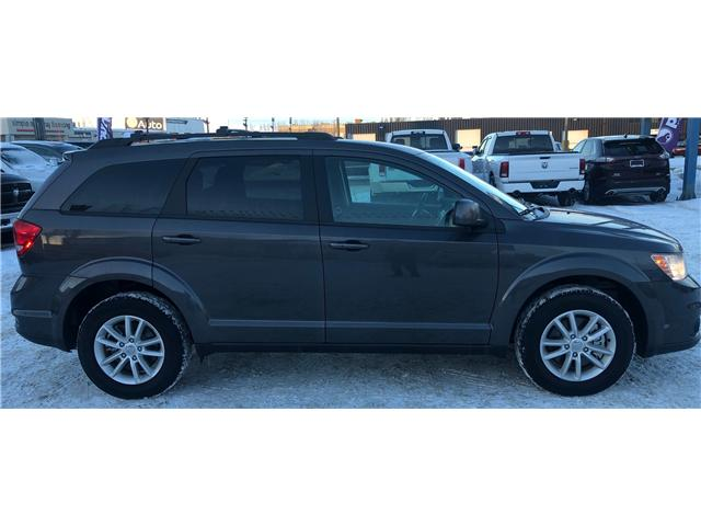 2017 Dodge Journey SXT (Stk: P0852) in Edmonton - Image 4 of 12