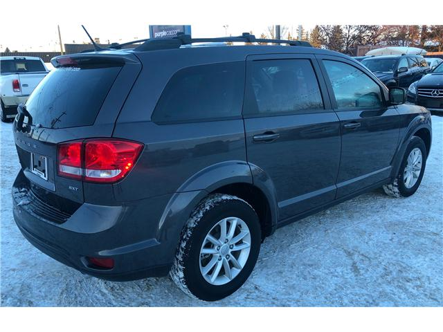 2017 Dodge Journey SXT (Stk: P0852) in Edmonton - Image 5 of 12