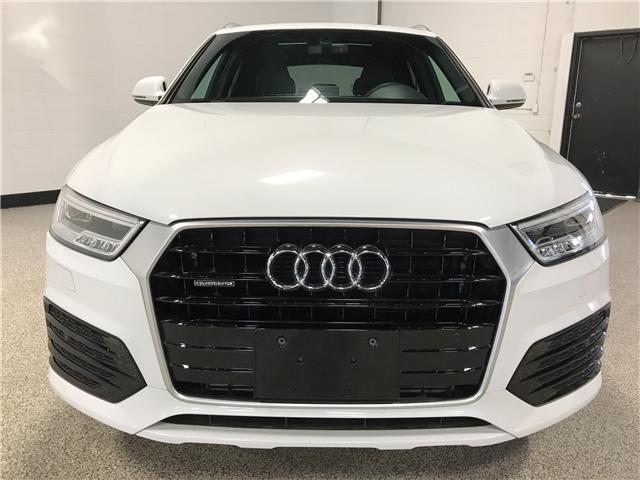 2016 Audi Q3 2.0T Technik (Stk: V11935) in Calgary - Image 2 of 19