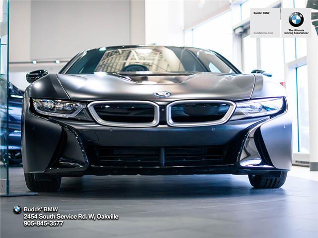 2017 BMW i8 Base (Stk: E604495D) in Oakville - Image 2 of 10