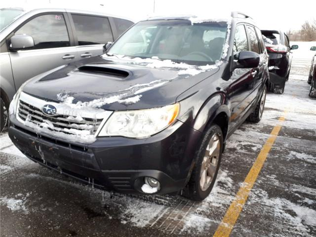2009 Subaru Forester 2.5 XT Limited (Stk: 9H768731T) in Sarnia - Image 1 of 4