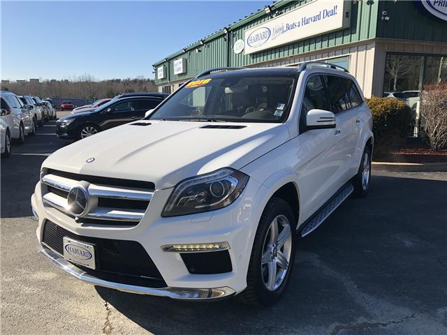 2016 Mercedes-Benz GL-Class Base (Stk: 10227A) in Lower Sackville - Image 1 of 31