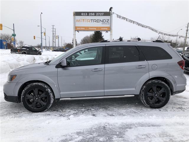 2018 Dodge Journey Crossroad (Stk: -) in Kemptville - Image 2 of 30