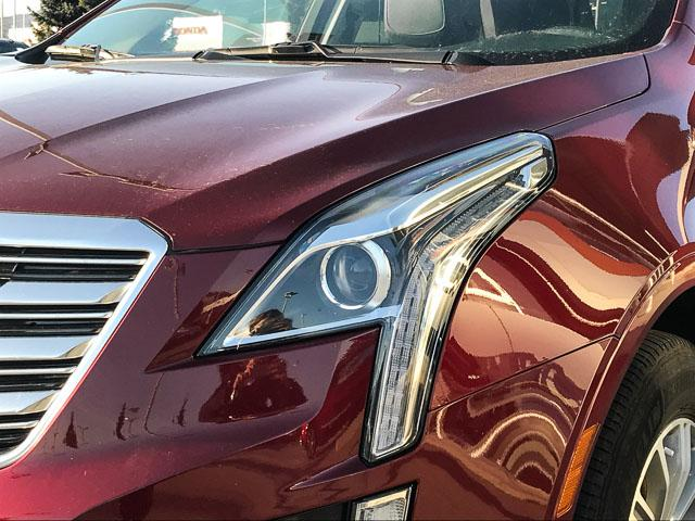 2017 Cadillac XT5 Luxury (Stk: 8D42891) in North Vancouver - Image 11 of 26