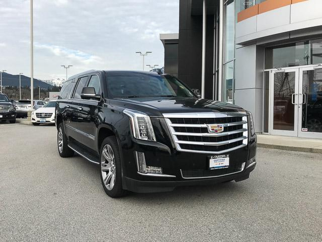 2018 Cadillac Escalade ESV Luxury (Stk: 971440) in North Vancouver - Image 2 of 26