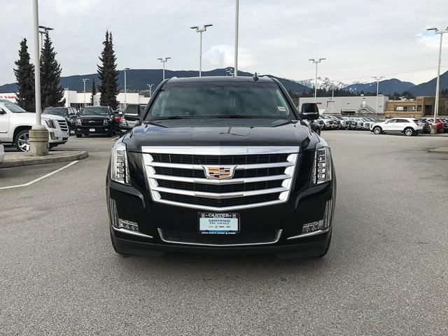 2018 Cadillac Escalade ESV Luxury (Stk: 971620) in North Vancouver - Image 9 of 26