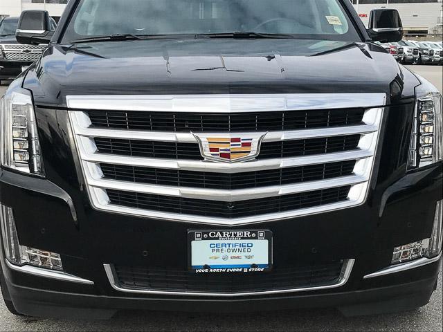 2018 Cadillac Escalade ESV Luxury (Stk: 971620) in North Vancouver - Image 10 of 26