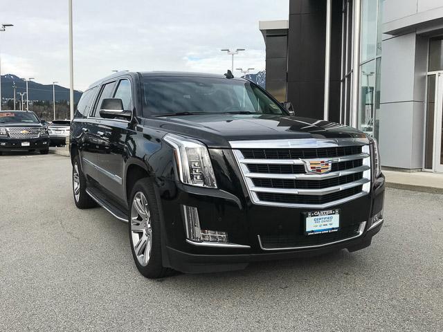 2018 Cadillac Escalade ESV Luxury (Stk: 971620) in North Vancouver - Image 2 of 26