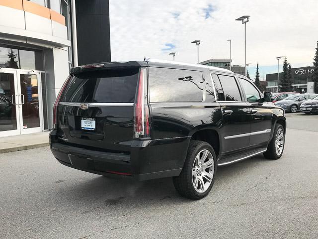2018 Cadillac Escalade ESV Luxury (Stk: 971620) in North Vancouver - Image 4 of 26