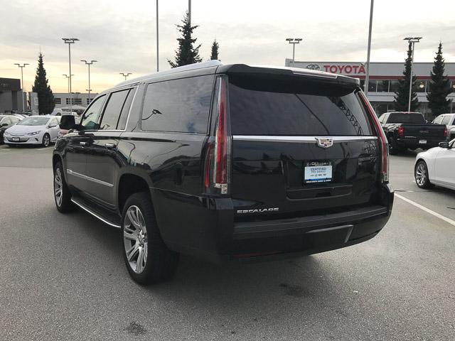 2018 Cadillac Escalade ESV Luxury (Stk: 971620) in North Vancouver - Image 6 of 26