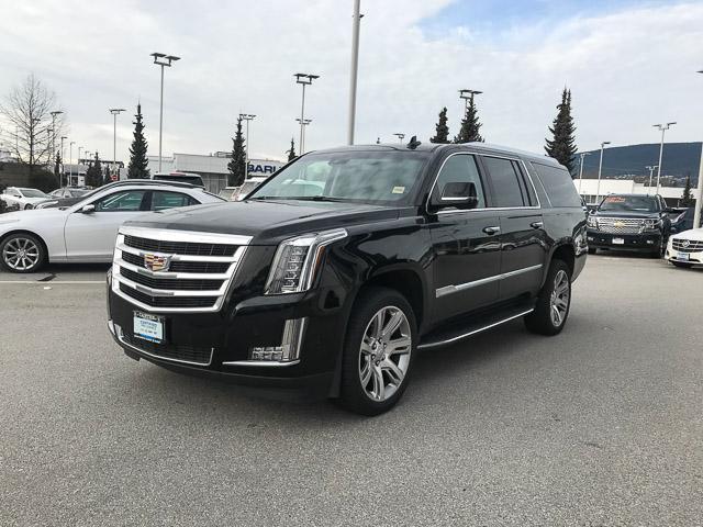 2018 Cadillac Escalade ESV Luxury (Stk: 971620) in North Vancouver - Image 8 of 26