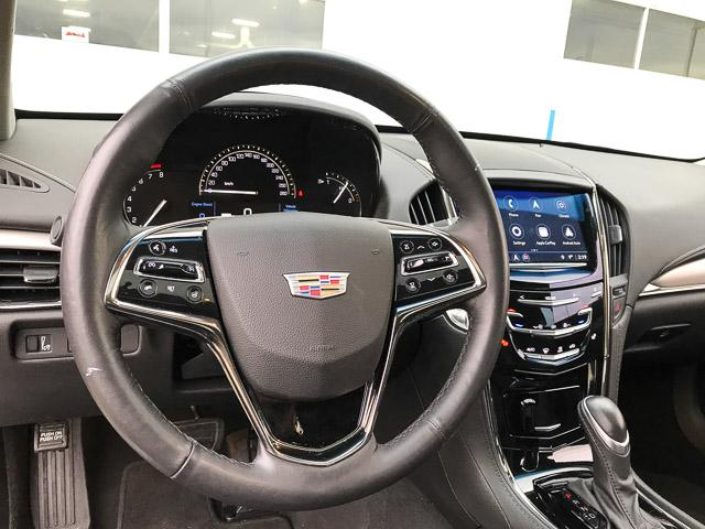 2018 Cadillac ATS 2.0L Turbo Luxury (Stk: 971800) in North Vancouver - Image 19 of 26