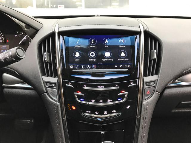 2018 Cadillac ATS 2.0L Turbo Luxury (Stk: 971800) in North Vancouver - Image 21 of 26