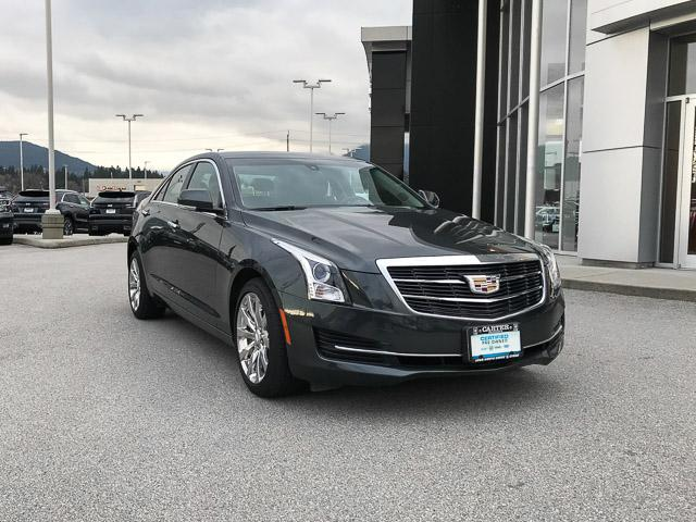 2018 Cadillac ATS 2.0L Turbo Luxury (Stk: 971800) in North Vancouver - Image 2 of 26
